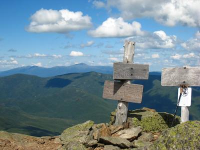 On the Summit of Mt. Valentina