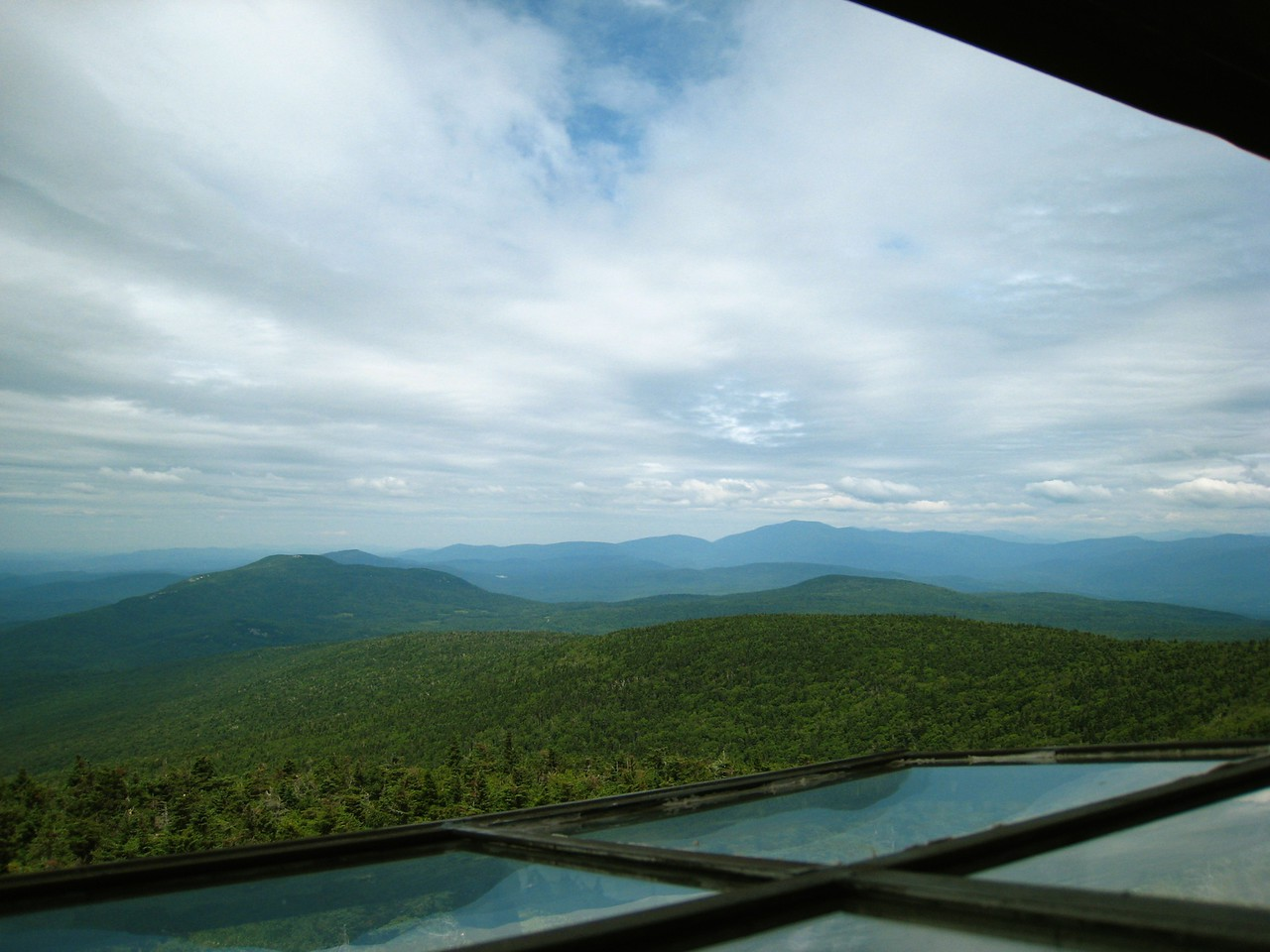 View from the Fire Tower