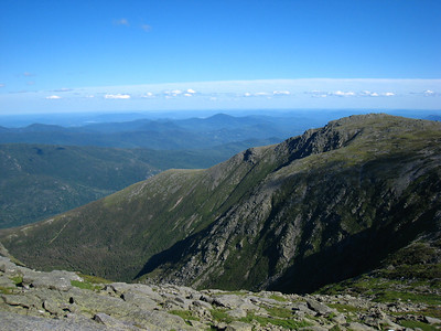 Tuckerman's Ravine at the Top