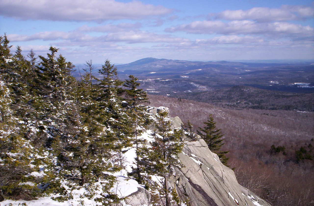 Looking Toward Kearsarge