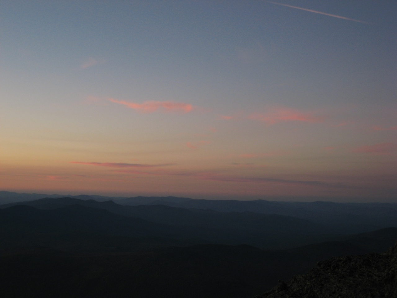Sundown Topside