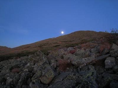 Moonrise over Elisha