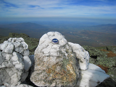 Mt. Sam Adams Summit Cairn