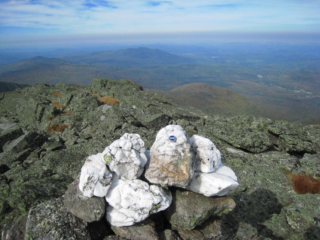 Mt. Sam Adams