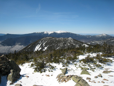 Franconia Ridge and Owl's Head