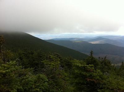 Today on Mt. Moosulauke