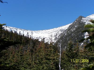 Boott Spur and Ridge