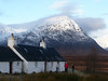 Blackrock Cottage & the Buachaille