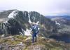 The cliffs of Lochnagar.