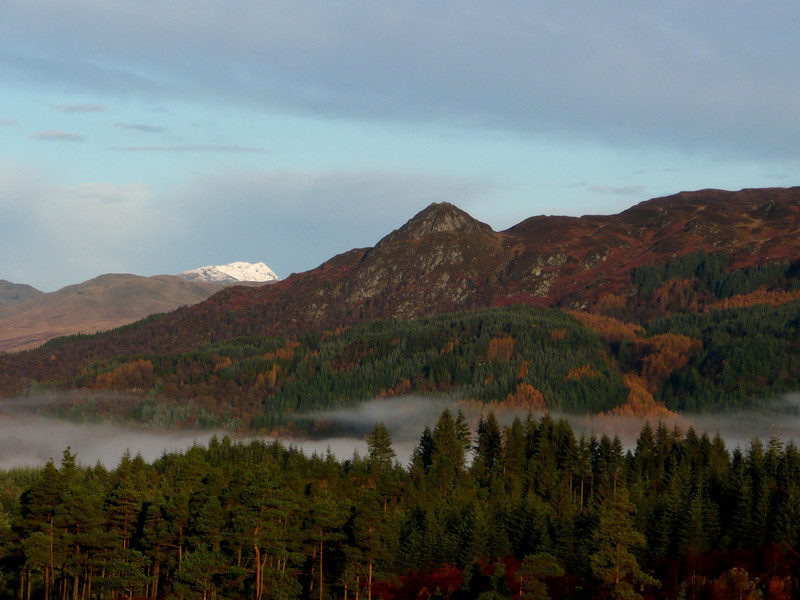 Ben An, The Trossachs