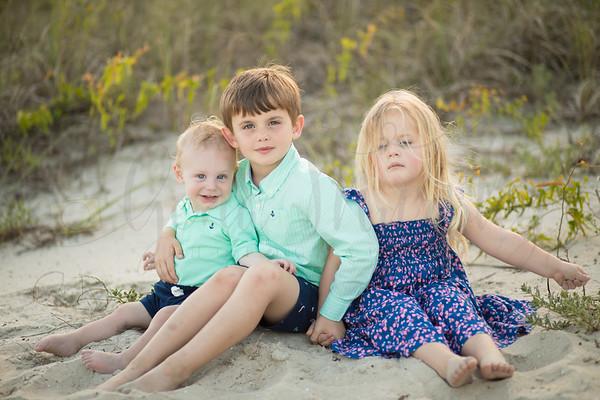 Hillyer family- Beach