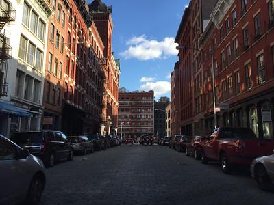 Exteriors: Harrison Street Street