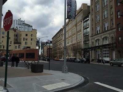 Exteriors: West Village