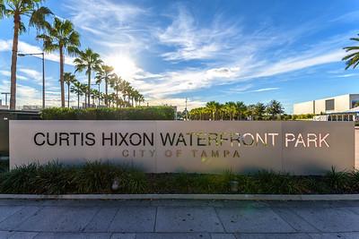 Curtis Hixon Park