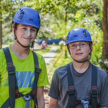 Hilton Head  2014 Aerial Adventure