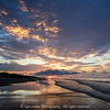 Beach sunrise II