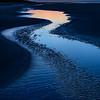 Dawn tidal pool