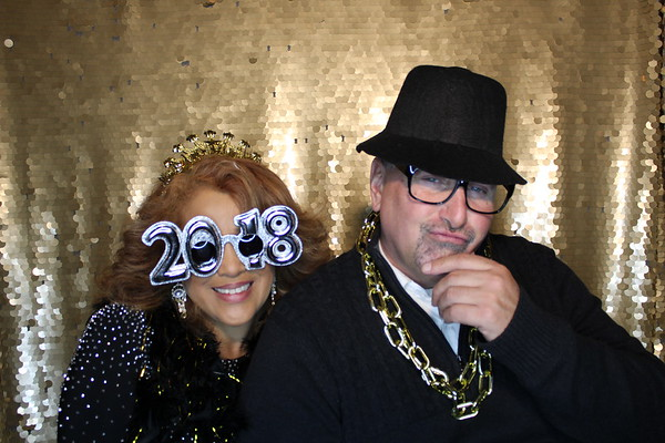 Hilton NYE Party 12/31/17