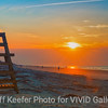 5.  sunrise and life guard chair