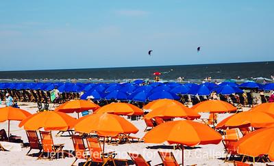 1. the beach