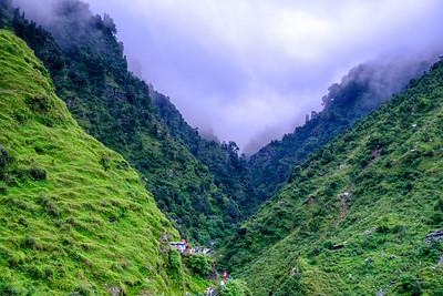 Bhagsu  Dharamshala Himachal