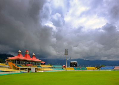 Dharamshala International Cricket Stadium  Himachal Pradesh