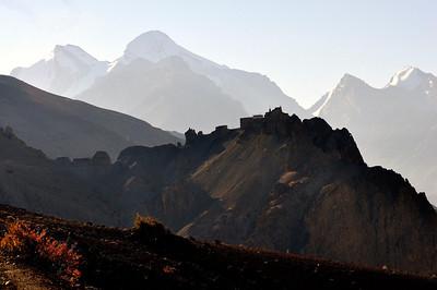 Dhangkar Fort