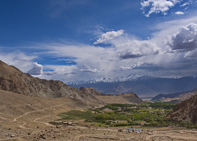 Outskirts of Leh