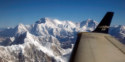 Himalayan mountain flight