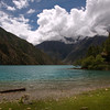 Phoksundo Lake, Northern end