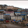 Namche Bazar; the eastern aspect