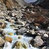 Glacial stream near Tyengboche