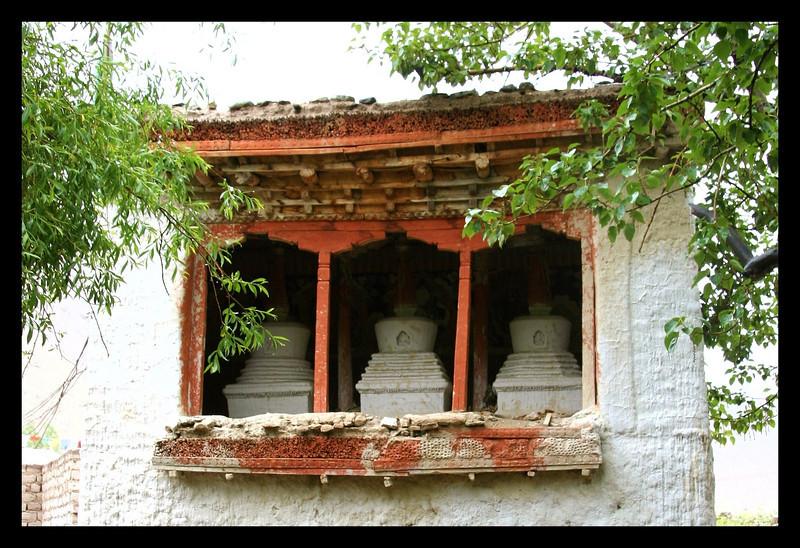 Shrine in Leh