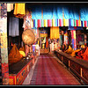 Randong Gompa, Zanskar region. <br /> This interior was nearly pitch black and I was astounded at the quality of the resulting photograph which was taken years ago on a 20D.