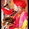 Phyang monastery  band percussionist