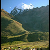 Zanskar river valley; on the outskirts of Padum