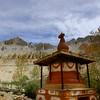 Chorten near Charang
