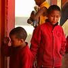 Monastery pupils