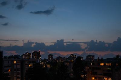 Wolkenkette