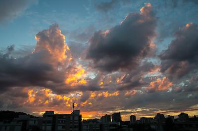 Cumulus fractus (Cu fra)