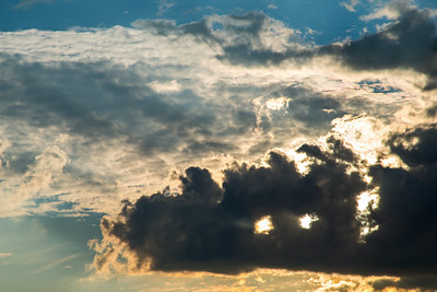 Geisterwolken