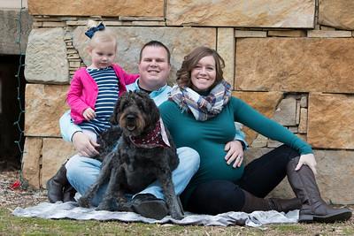 Hiner Family Dec 2016
