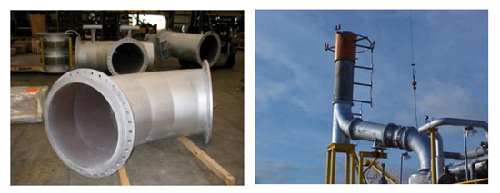 Expansion Joint Exhaust Assembly