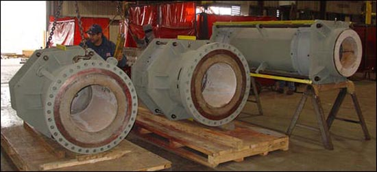 Refractory Lined Single-Hinged And Universal Expansion Joints