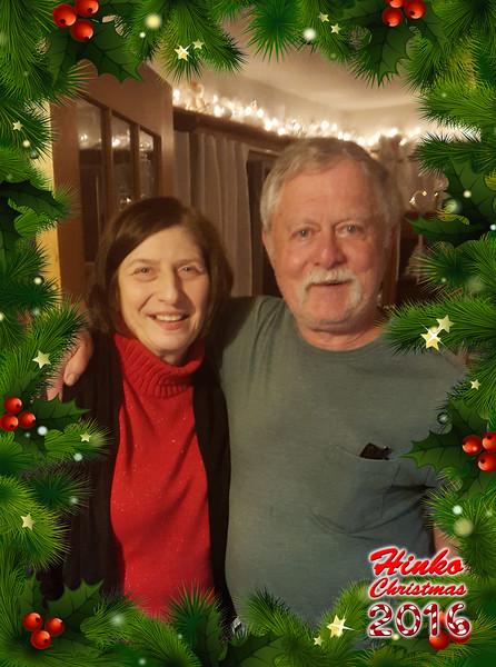 Hinko Family Christmas 2016