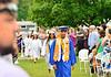 Hinsdale Middle High School honors 31 graduating seniors on Saturday, June 12, 2021.