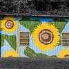 Sunflower Mural