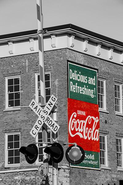 Coke Crossing
