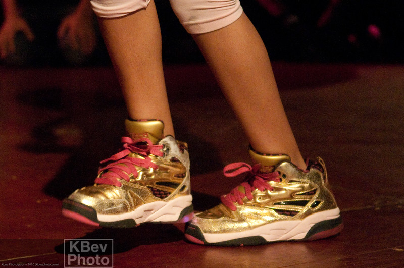 The golden slippers of Spinderella