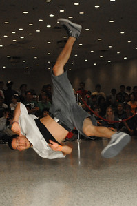 BBoy Evol, the Daredevil